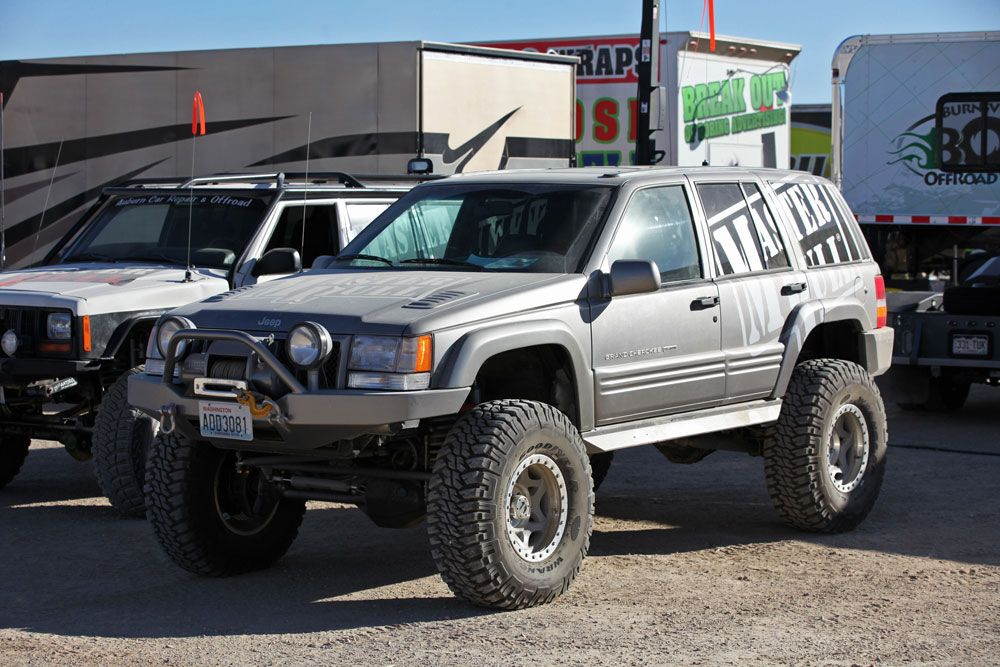 Ultimate Zj Build Jeepforum Com Work Truck Jeep Jeep Grand Cherokee