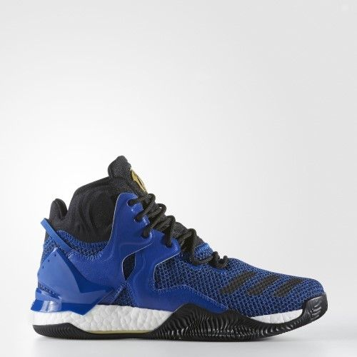 adidas Bb8290 Men D Rose 7 Blue Black