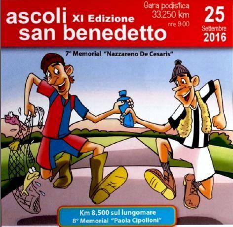 E' tutto pronto per l' Ascoli-San benedetto. Al via oltre 500 runner  TM notizie - ultime https://t.co/Hshl4smuYF https://t.co/DK9SW3WPAD