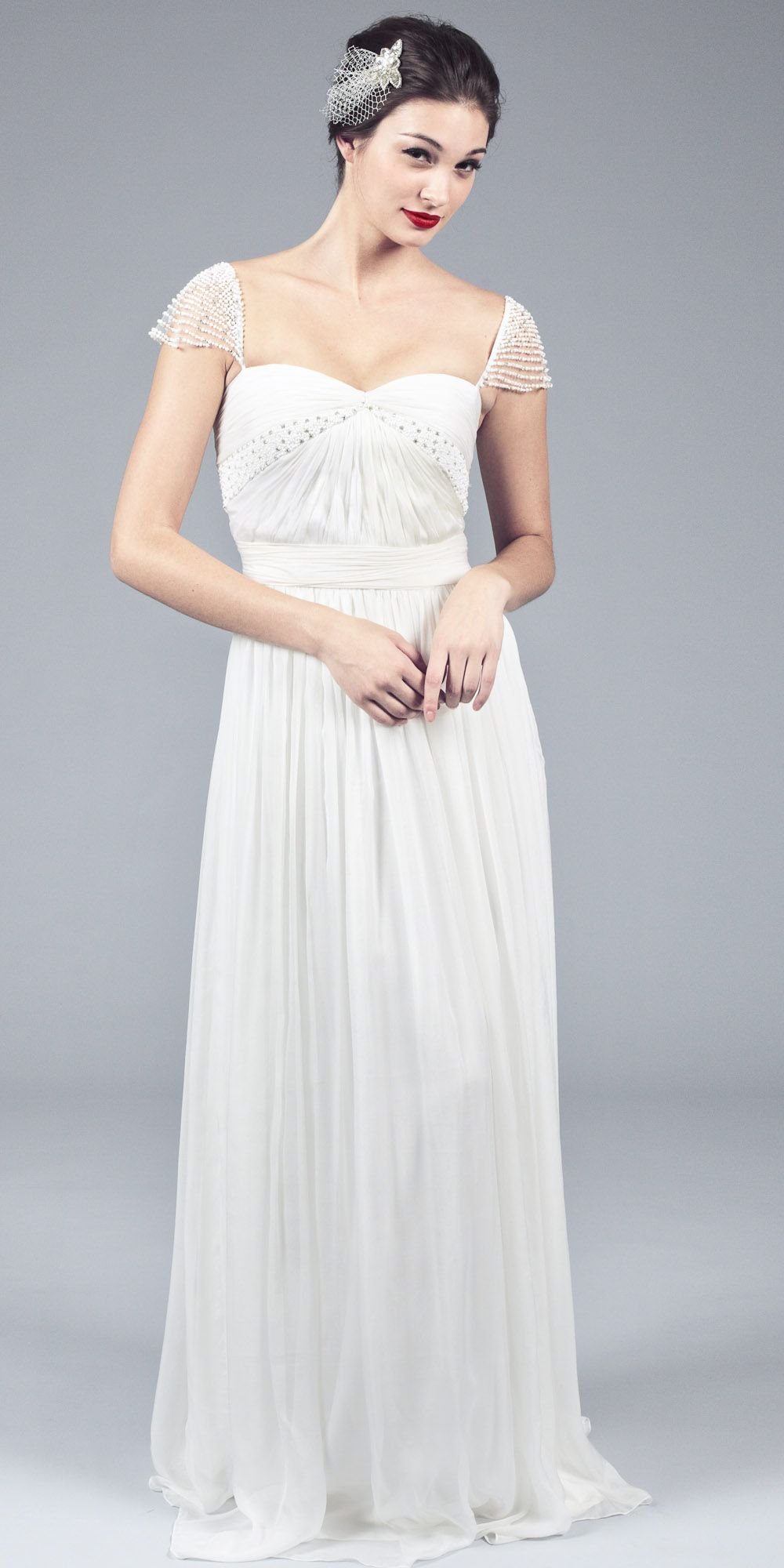 Tulle Organza Sweetheart Wedding Dress Custom 339 00 Via Etsy Wedding Dress Cap Sleeves Wedding Dress Trends Tulle Wedding Dress