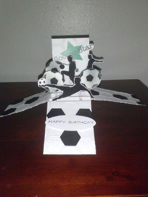 Soccer Card In a Box