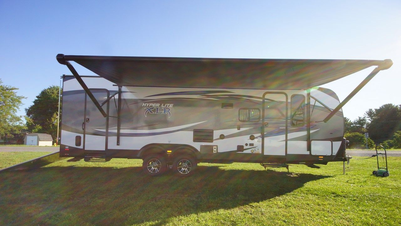 20132017 all seasons rv toy hauler travel trailer