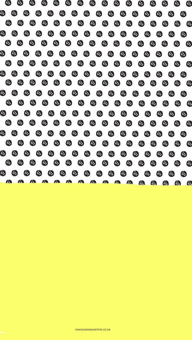 Free Wallpaper Mandala Wallpaper Wallpaper Iphone Cute Yellow