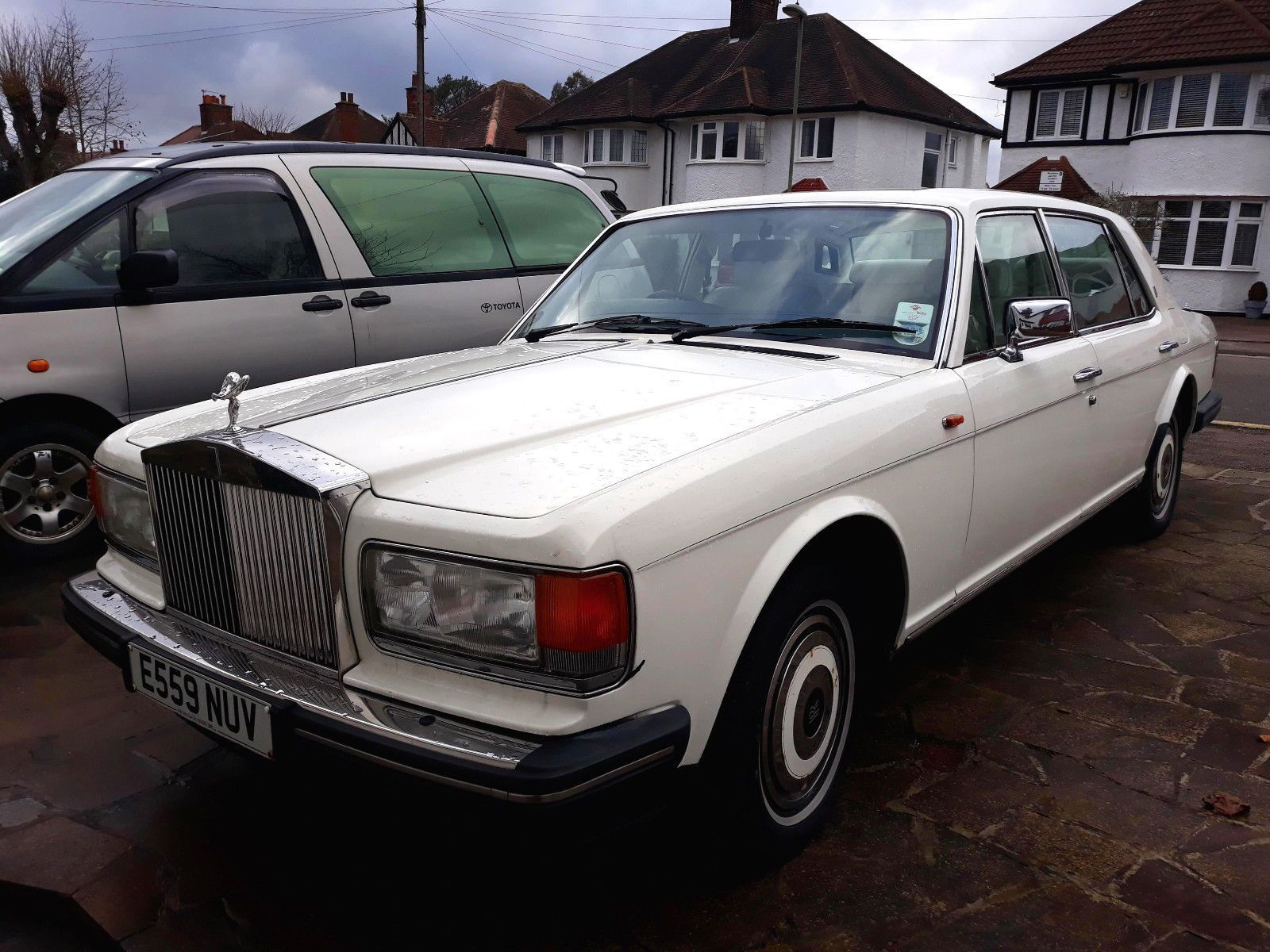 Rolls Royce Silver Spur LWB Cars Pinterest