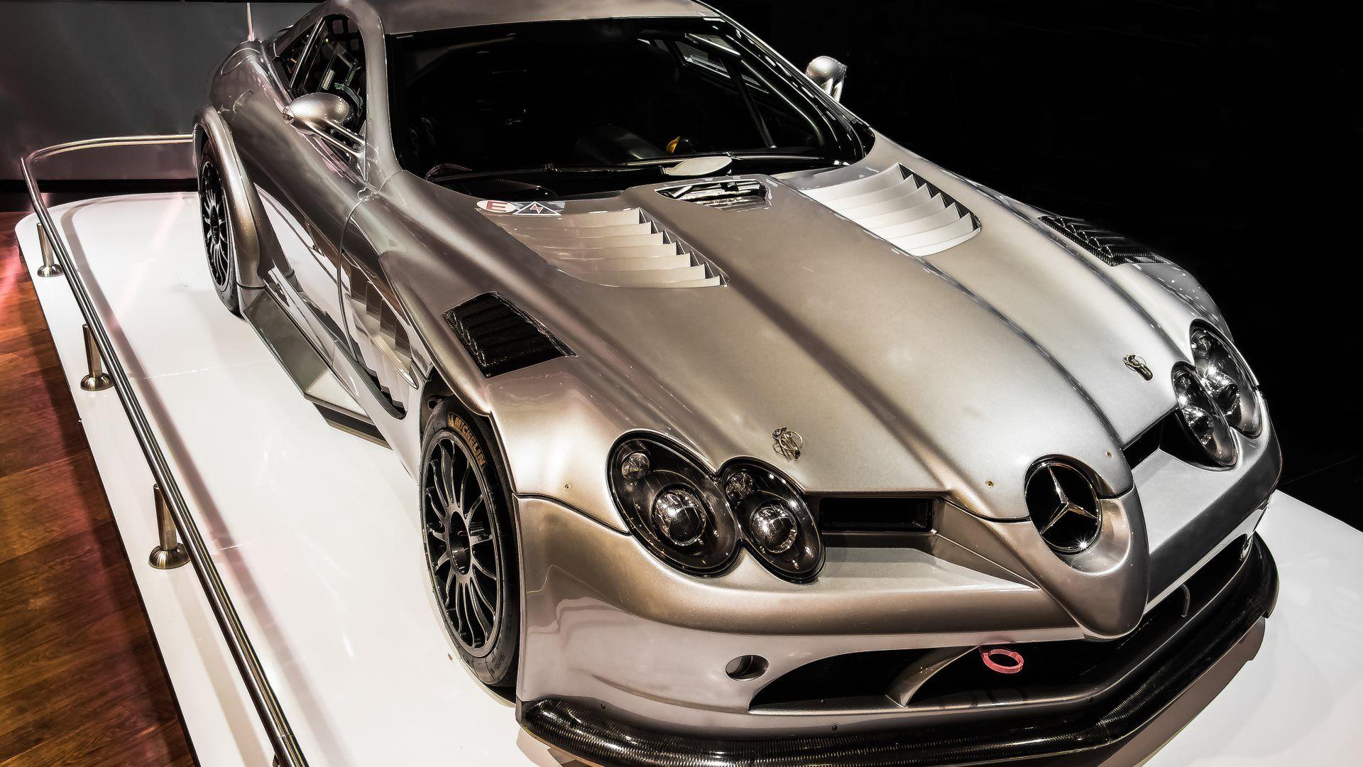 Mercedes Benz SLR GT Cars HD Wallpapers Pinterest