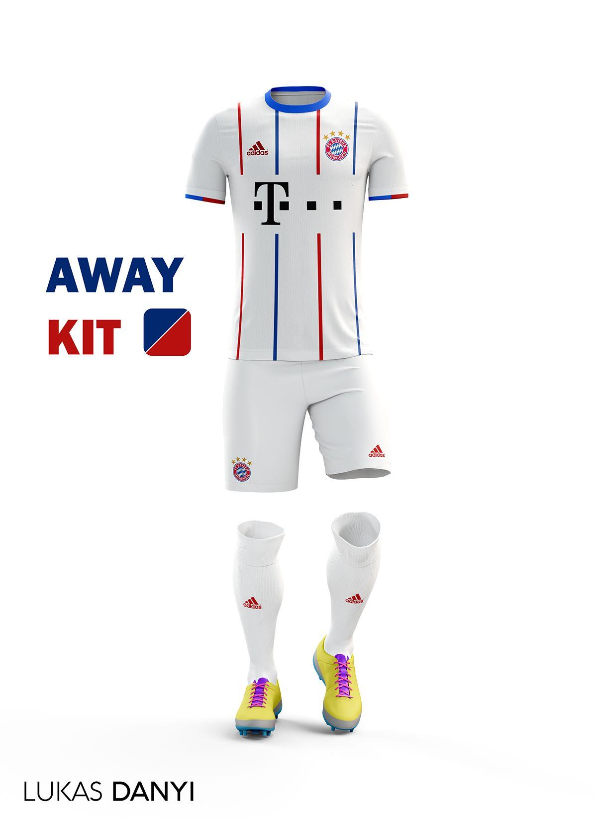 I designed football kits for Fc Barcelona for the upcoming season 16 ... ed4d1ce75552c