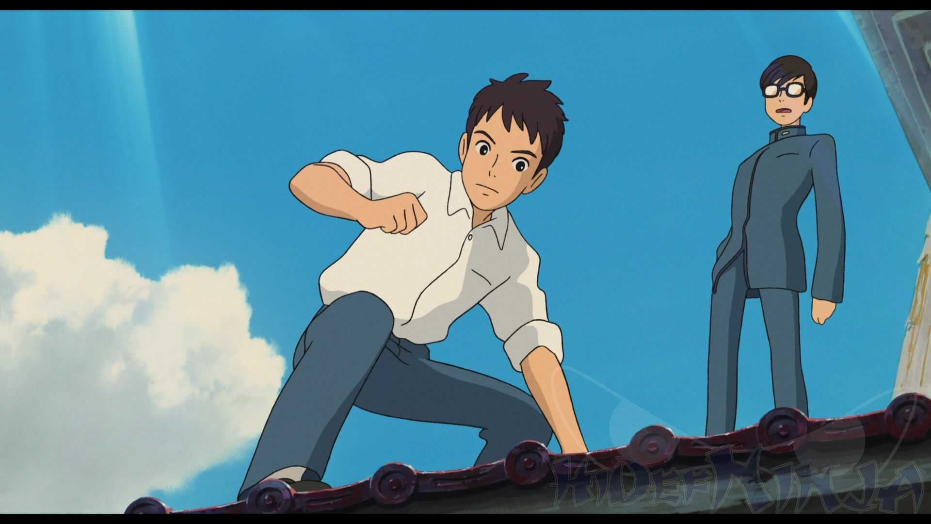 Shun From Up On Poppy Hill