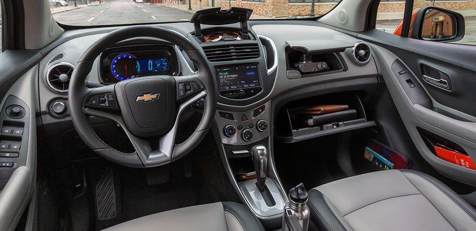 2015 Chevrolet Trax Small Suv Www Santafechevroletcadillac Com