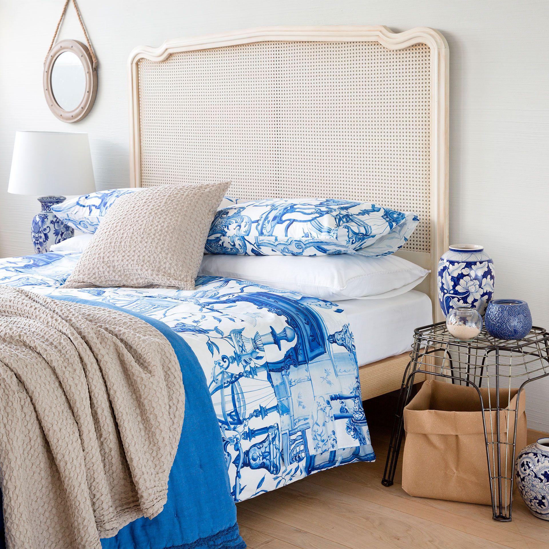FURNITURE PRINT BEDDING - Bedding - Bedroom