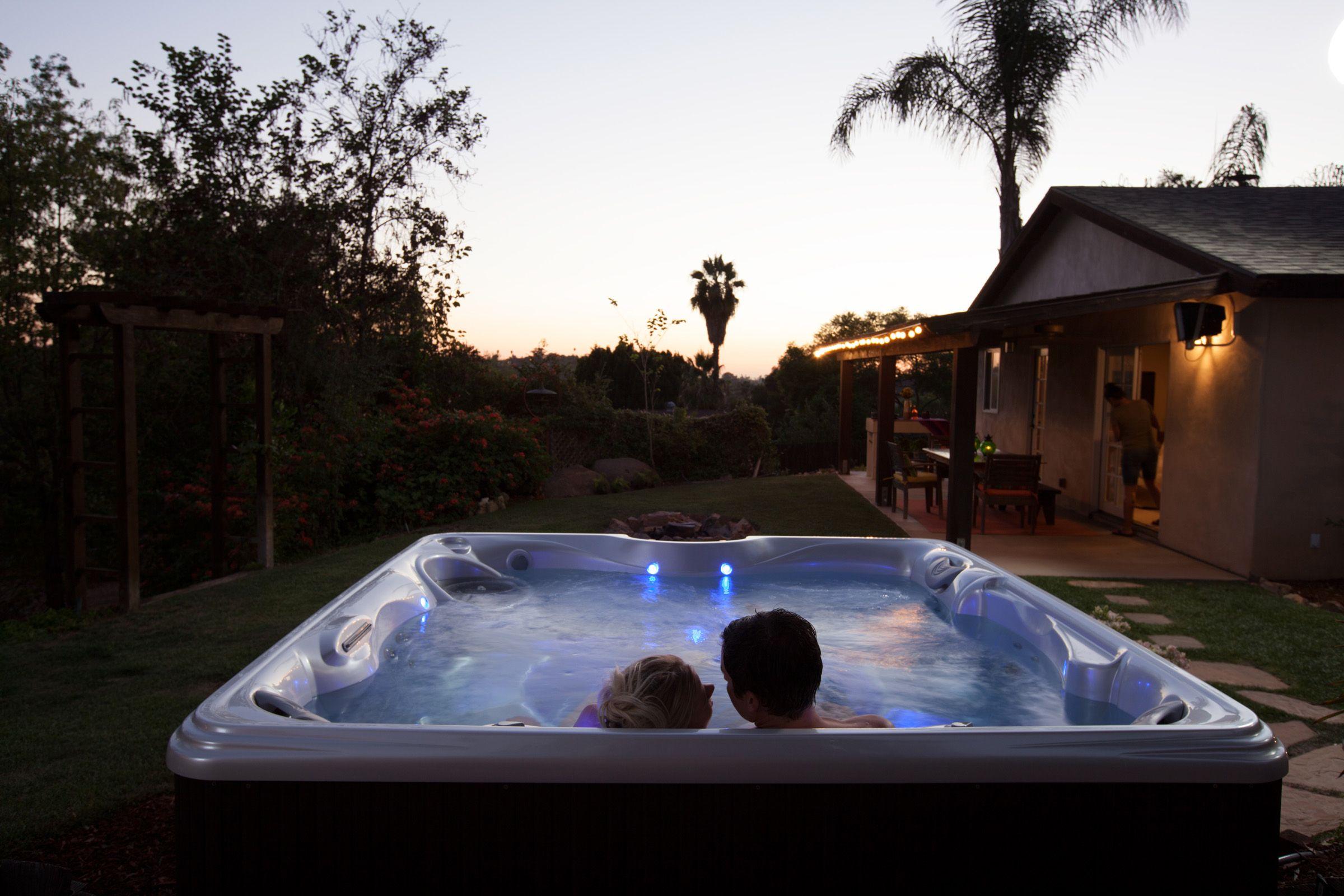 beautiful backyard beautiful view beautiful tub beautiful