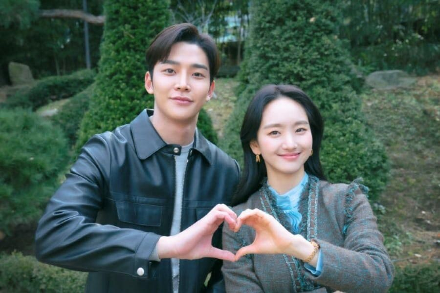 "SF9's Rowoon Says He's Gotten So Close With ""She Would Never Know"" Co-Star Won Jin Ah That It Actually Became A Problem During Filming"