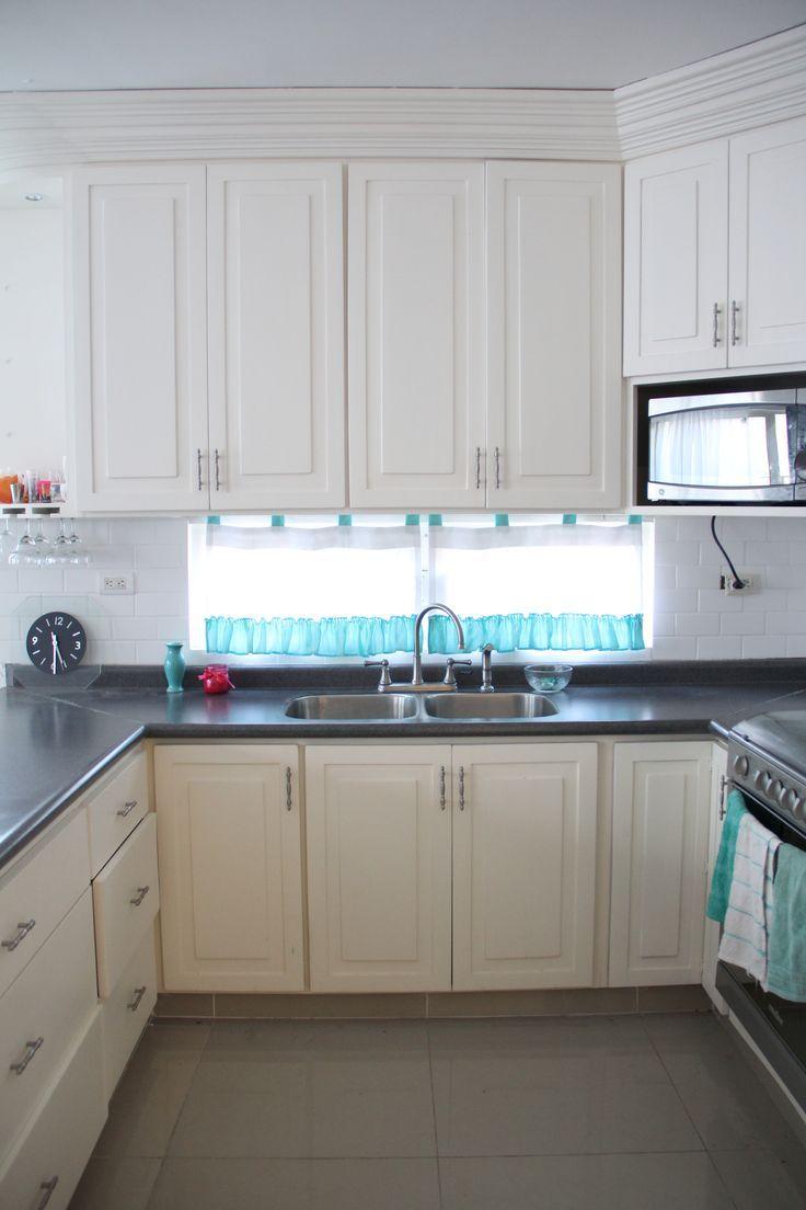 cocinas con ventanas horizontales - Buscar con Google   Deco house ...