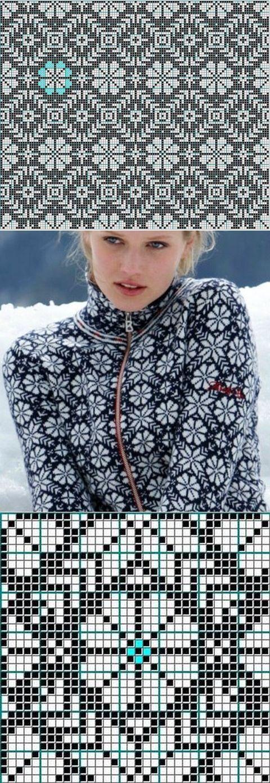 Photo of # Вязание # жаккардом – #frisuren #mode #modes #knitting