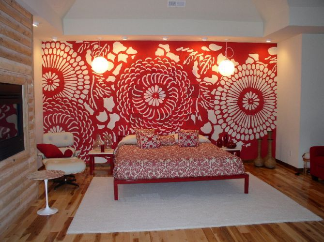 Luxury Wall Painting Designs for Hall