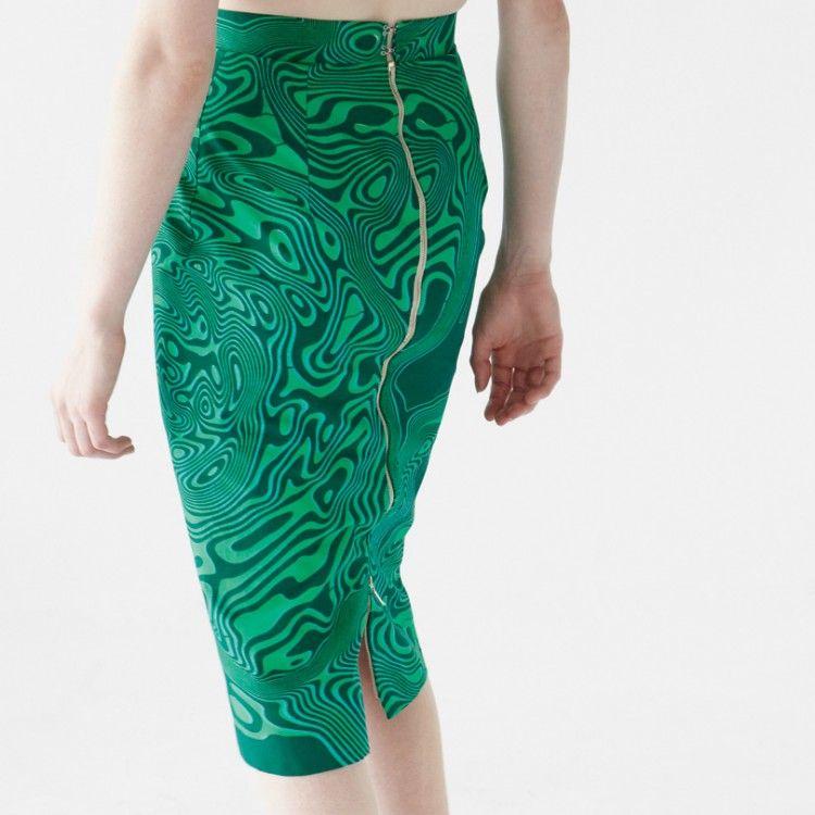 Jupe Crayon En Wax Google Search Jupe Crayon Fashion Tie Dye Skirt