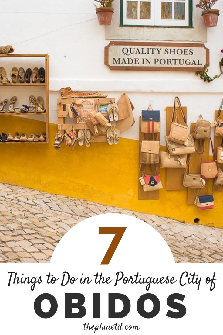 7 Reasons You Should Visit Obidos, Portugal #visitportugal