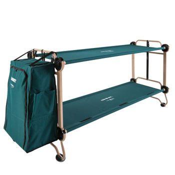 Disc O Bed Cam O Bunk Large Stackable Camp Cot Bundle Bunks