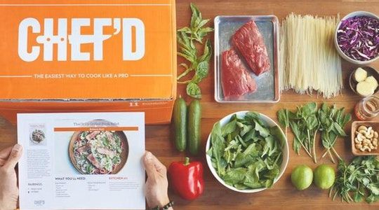 the best meal delivery service if you want flexibility