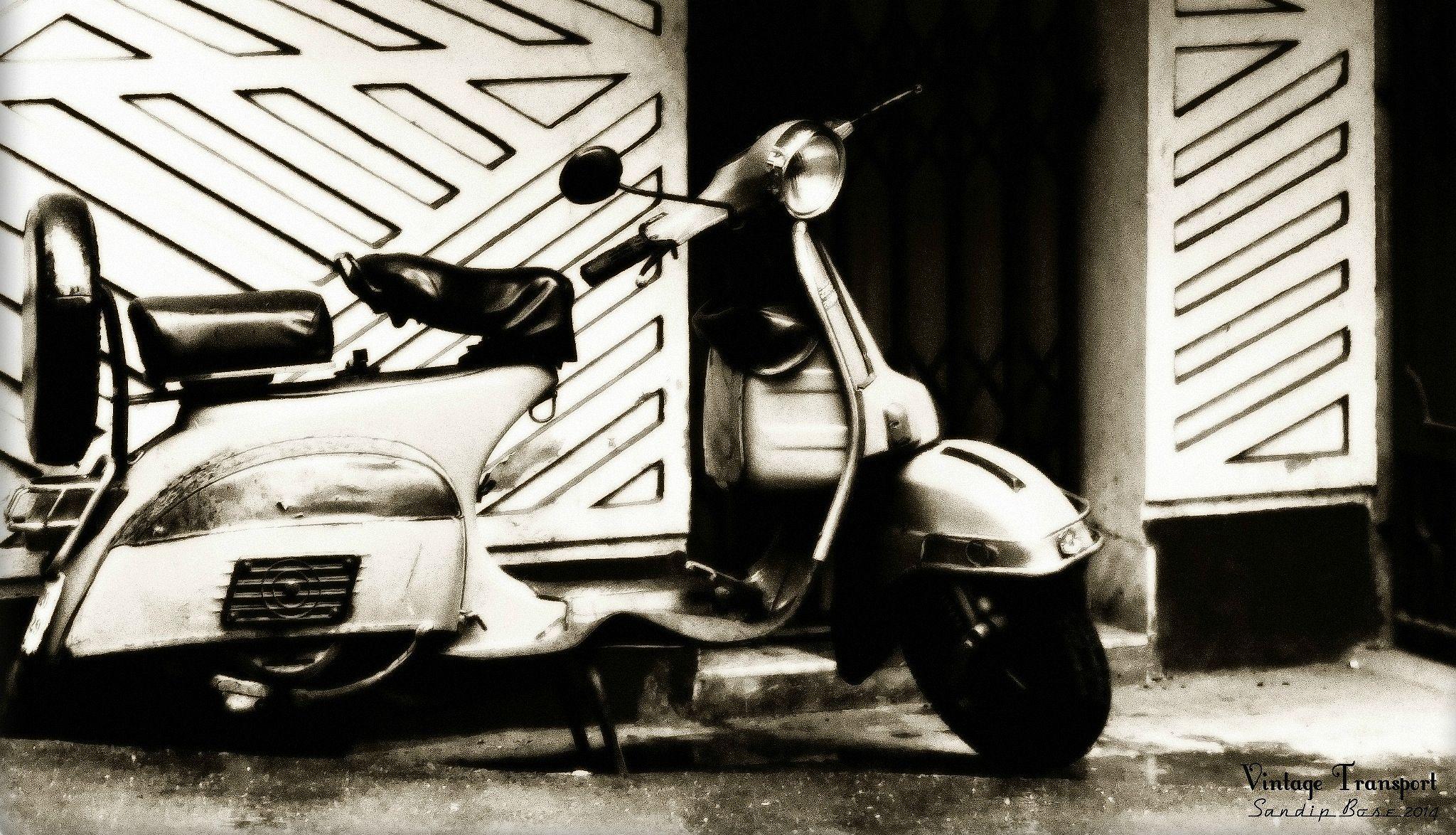 Vintage Transport by Sandip Bose on 500px