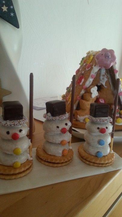 Schneemänner von Toffi-Fee | Chefkoch