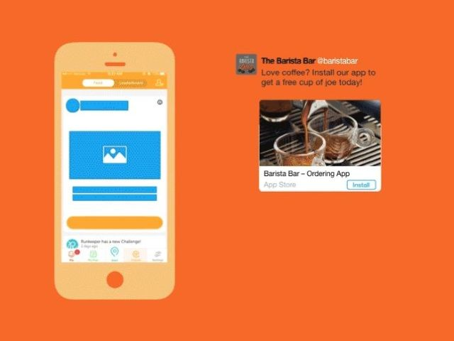 Native Ads Debut for Mobile App Install Campaigns on Twitter