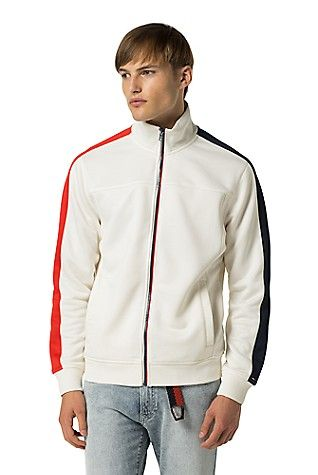 SPORT TRACK JACKET | Mens outdoor jackets, Jackets, Mens outfits