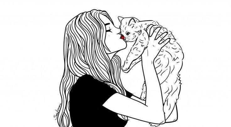girl art drawing tumblr - Поиск в Google