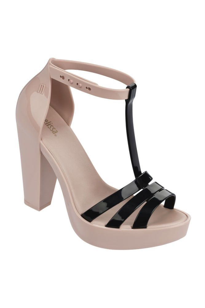 0153bb6d4e4 Melissa Dreamy in Pink Black