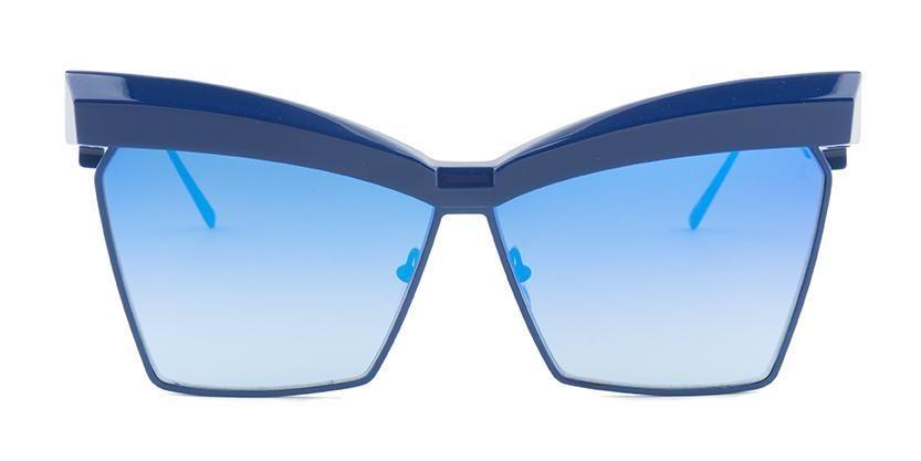 ba82bad50d7 Jacques Marie Mage - Trixie Blue - Blue sunglasses