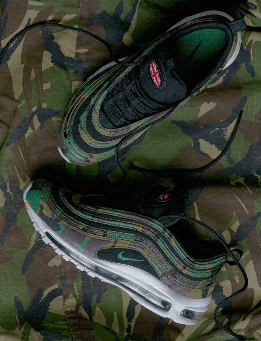 Nike Air Max 'Camo Pack'