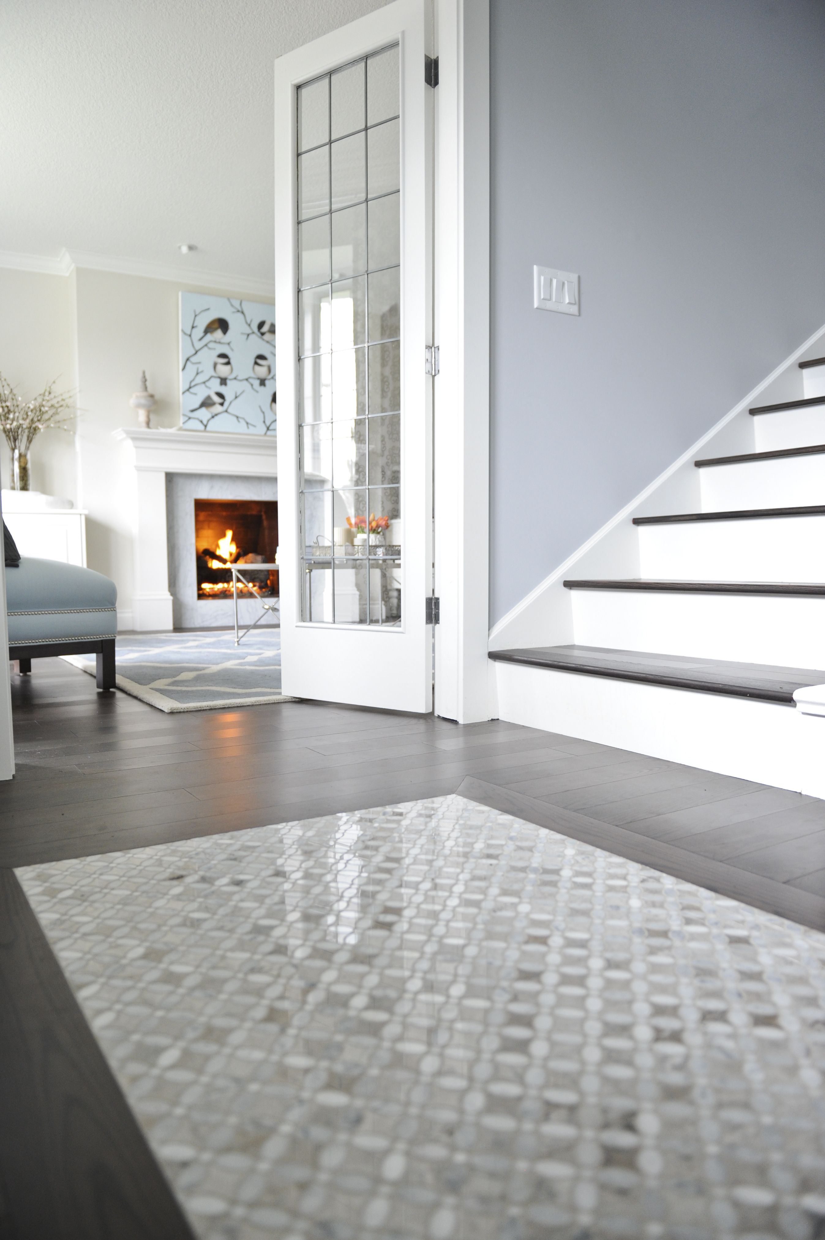 Entry Designed By Enviable Designs A Carrera Marble Mosaic