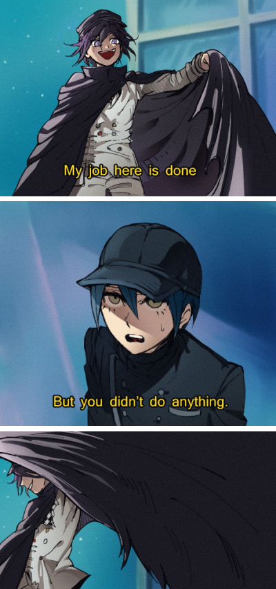 Danganronpa V3 Testing My Ability To Cope With Loss