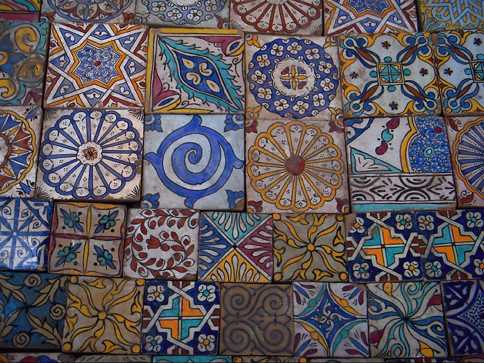 Maroccan tiles tiles & floors nel 2018 piastrelle