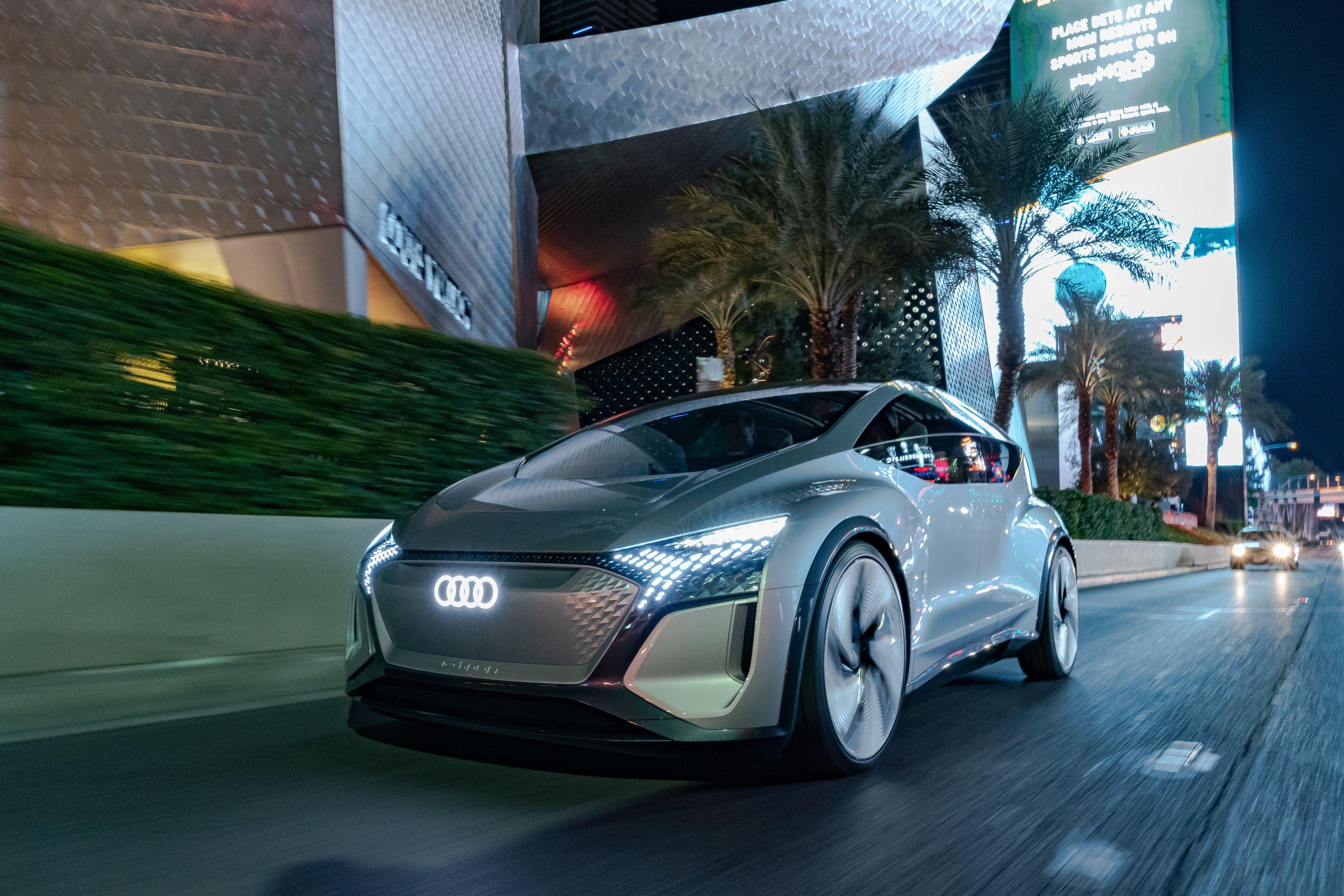 Audi Ai Me Shows Off The Future Of Mobility At Ces 2020 Audi Concept Cars City Car