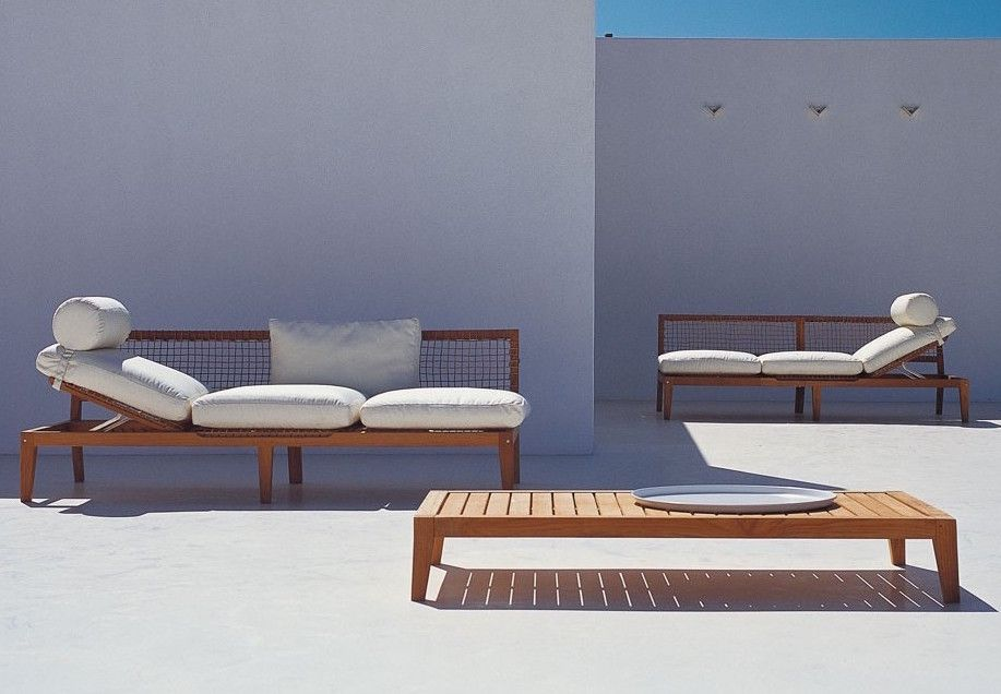 Luxury Henry Hall Outdoor Furniture
