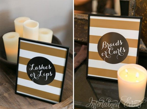 INTERTWINED EVENT: GLITTERING GOLD BABY SHOWER http://www.intertwinedevents.com/2014/06/glittering-gold-baby-shower/