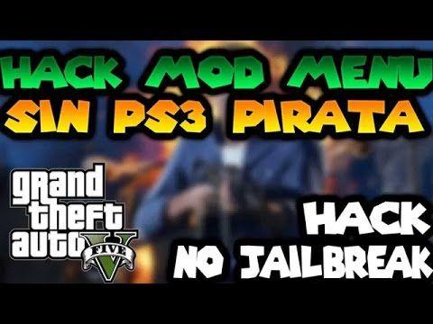 mod menu gta v online sin ps3 pirata hack en gta v sin ps3 pirata
