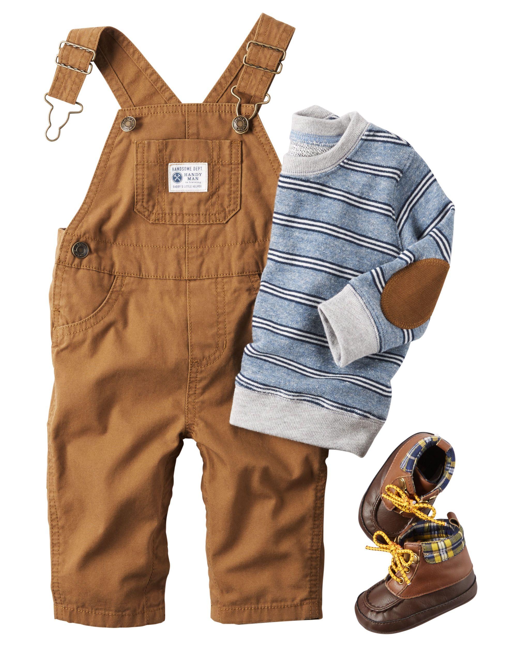 Baby Boy CARAUGUST4F16 CA