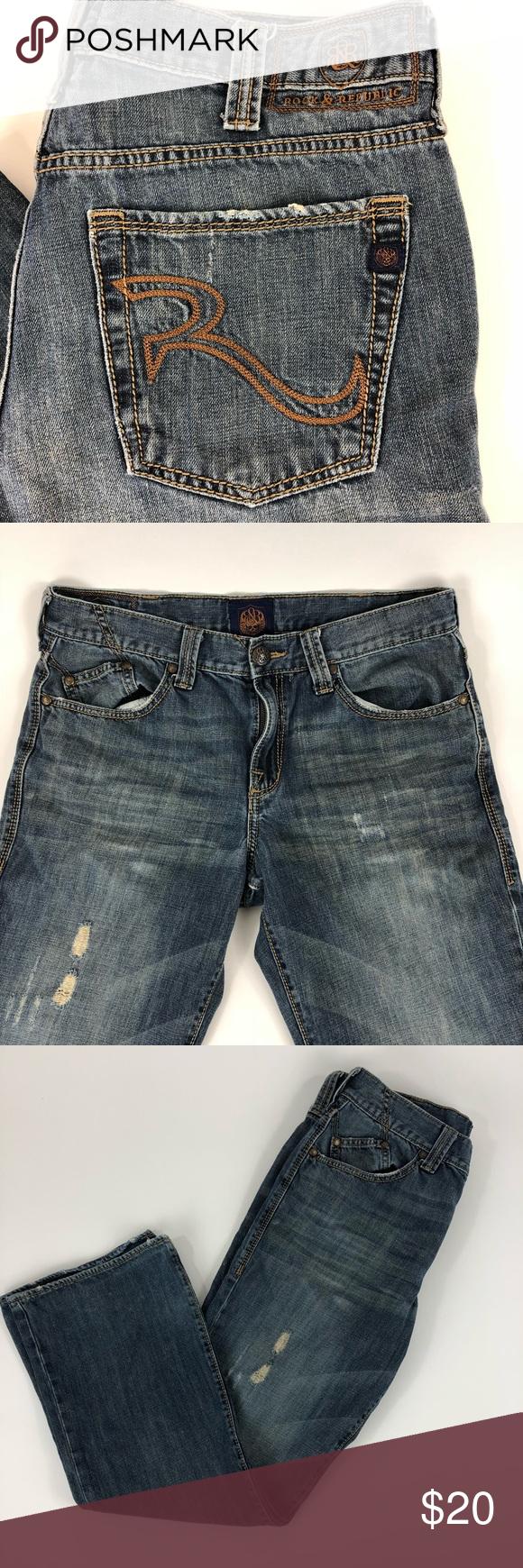 37++ Rock and republic jeans mens ideas ideas