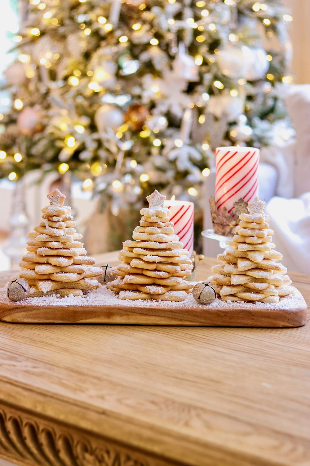 3d Christmas Cookie Trees