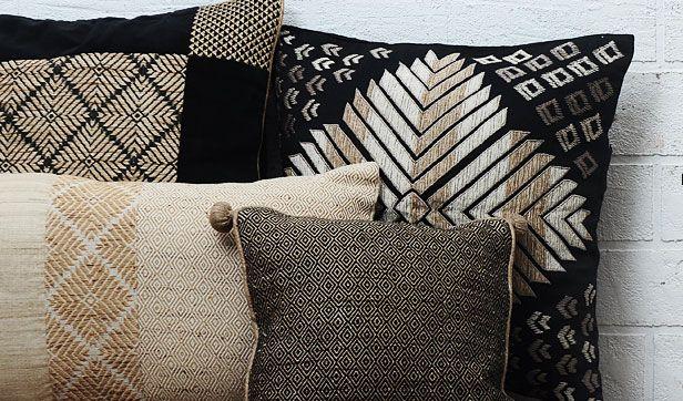 From Design Sponge: Indian Textiles... Bandhini Home