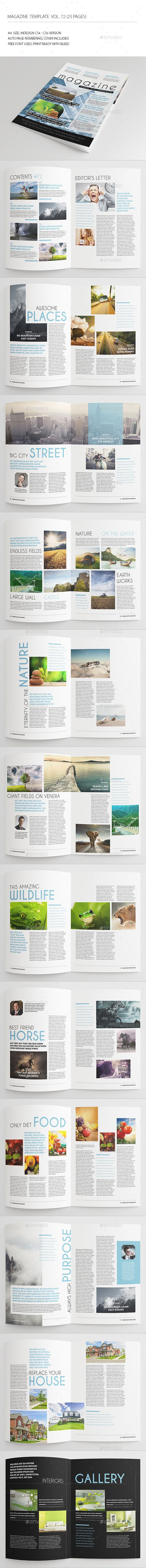 25 Pages Universal Magazine Vol72 by BeCreative 25 Pages Universal