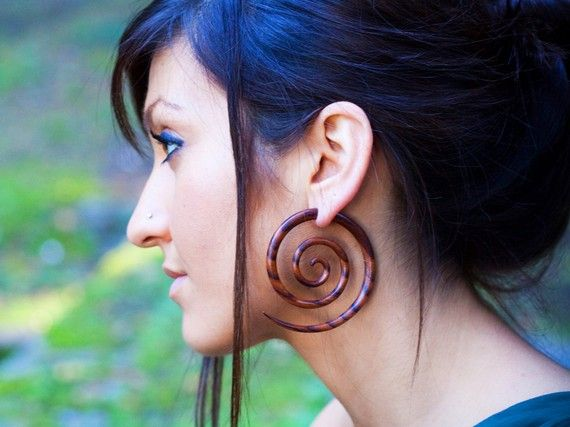 Best 25 Fake Gauges Ideas On Pinterest Septum Ring