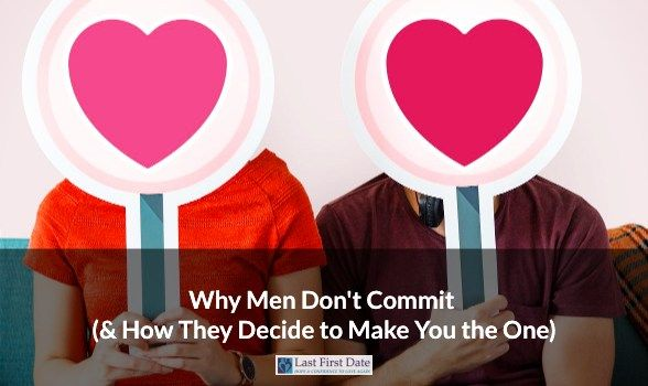 when will a man commit