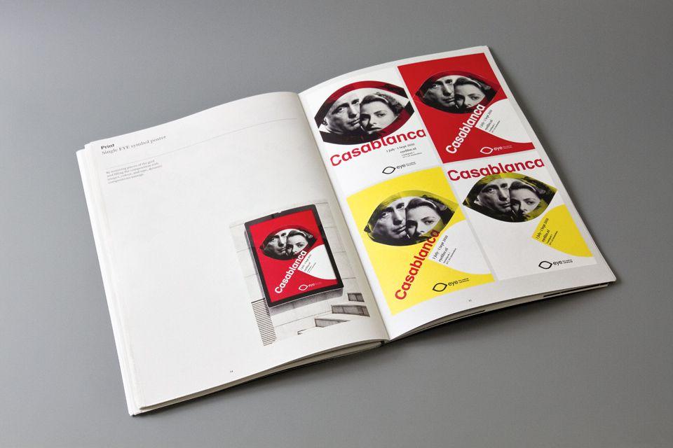 EYE_Guides_23 | Brand guidelines, Print advertising, Mark ...