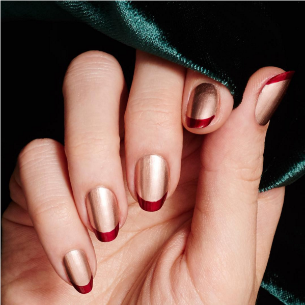 20 Holiday Manis We're Dying To Rock this Season