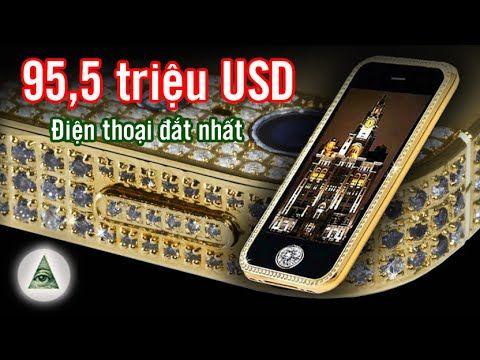 Schannel - Mở hộp iPhone 6s Royal Kingdom mạ vàng, đính kim cương: Đẳng cấp có một không hai - YouTube