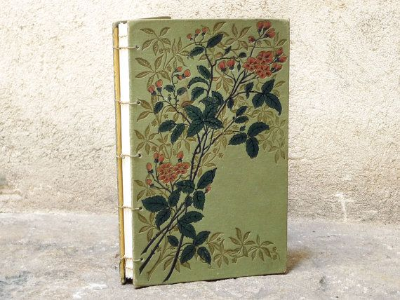 Wedding Guest Book Made to Order Using Vintage French Books SAMPLE LISTING $110 USD