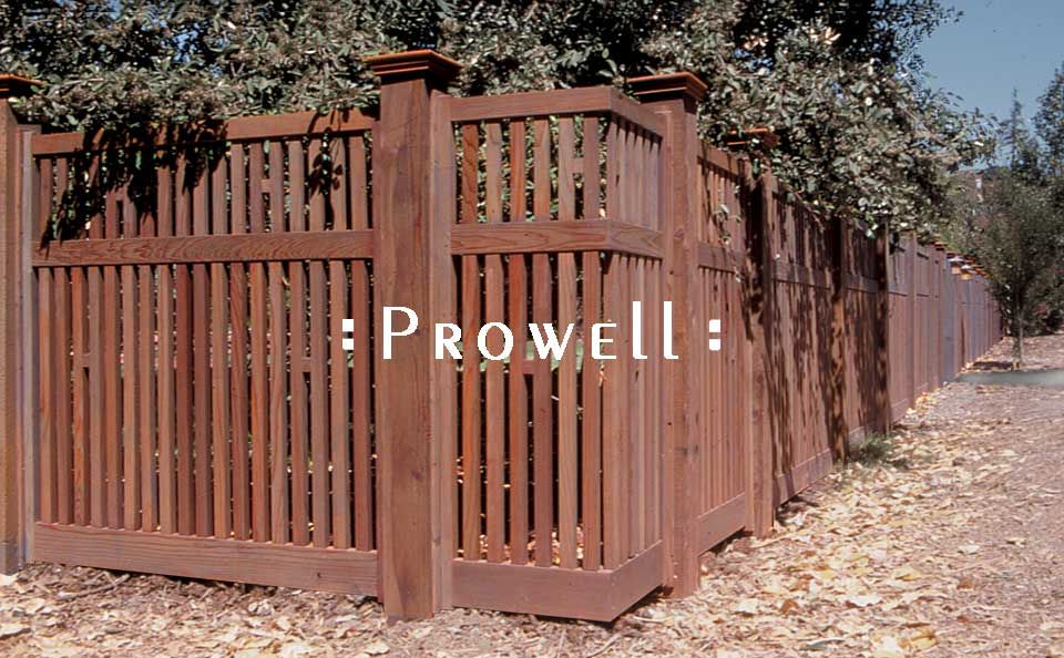 Garden Fence Design #2 By Prowell Woodworks | Fence | Pinterest
