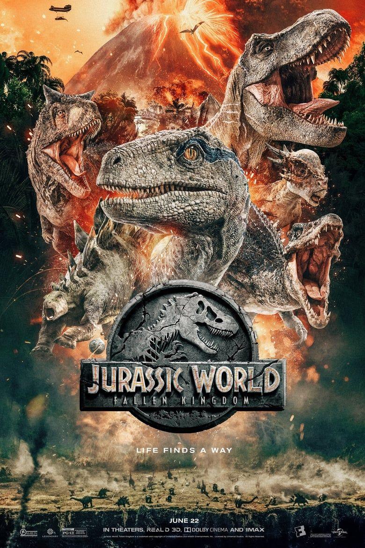 Descargar Jurassic World Fallen Kingdom 2018 Pelicula Online Completa Subtitulos Espan Jurassic World Movie Jurassic Park World Jurassic World Wallpaper